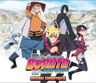 BORUTO – NARUTO THE MOVIE – Original Soundtrack