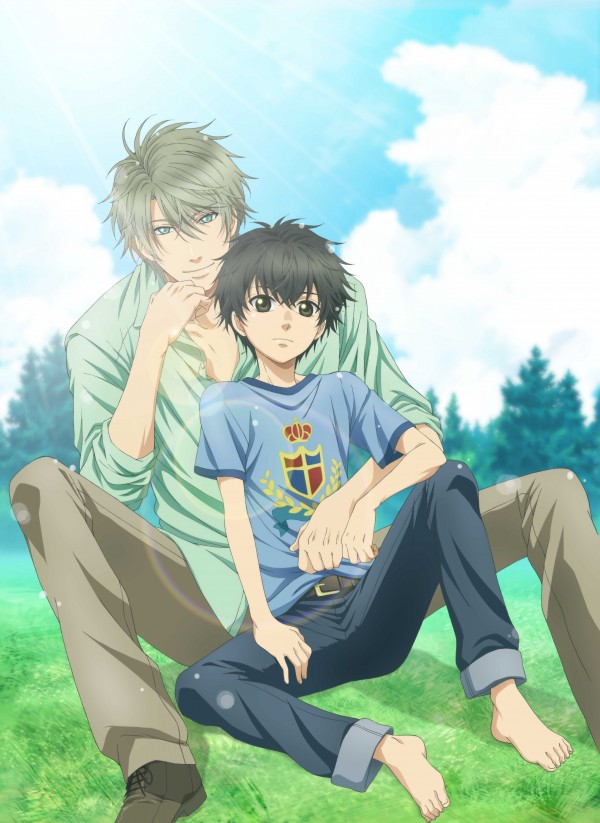 TVアニメ『SUPER LOVERS』