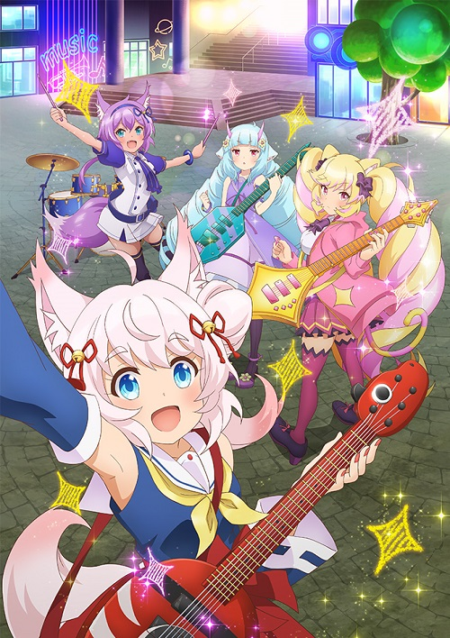 showbyrock-anime